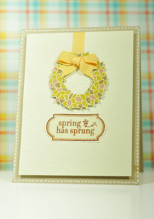 KW Class - Spring Has Sprung