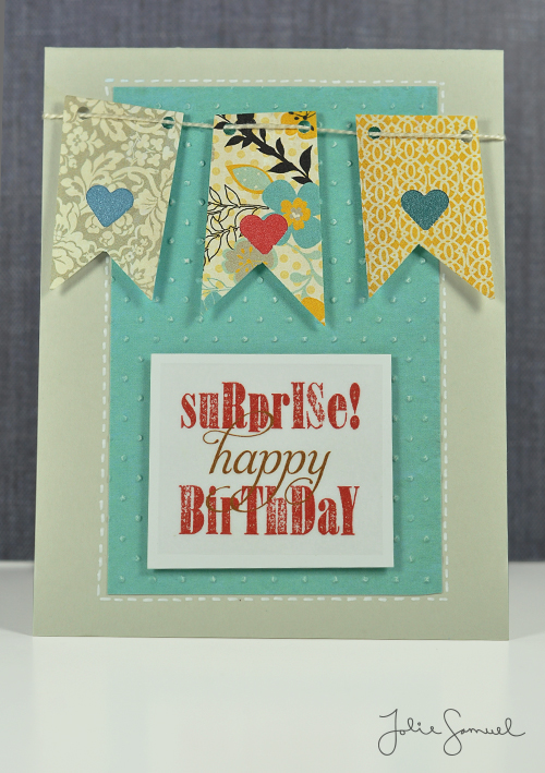 Surprise Happy Birthday