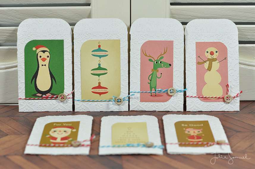 Christmas Gift Card Holders