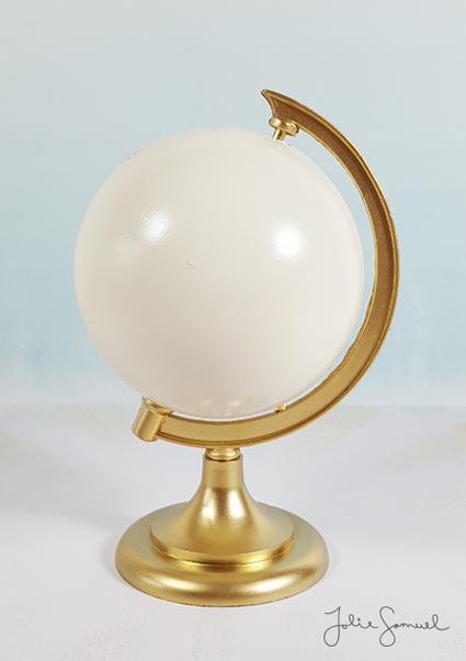 Painted-Globe